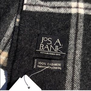 Jos. A. Bank Accessories - Men's Jos A. Bank 100% Cashmere Scarf